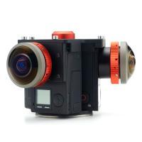 Entaniya 3 Cameras 360 VR Kit Back-Bone