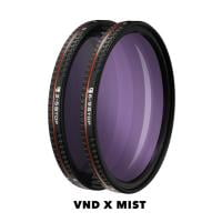 Freewell Gear Hard Stop 67mm Threaded Variable ND-Filter (Mist Edition)