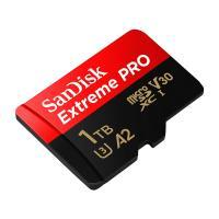 SanDisk 1TB microSDXC Extreme Pro C10 U3 V30 A 170MB/s