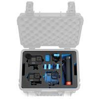 B&W Case 3000 Custom Einsatz für HERO9 Black
