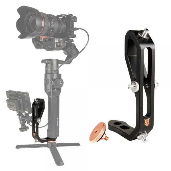 Simply Gimbal FMJ Gimbal Adapter für Monitore, Mikrophone etc