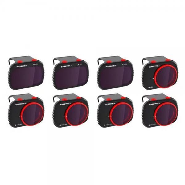 Freewell Gear Grad 8-Filter Pack All Day für DJI Mavic Mini & Mini 2