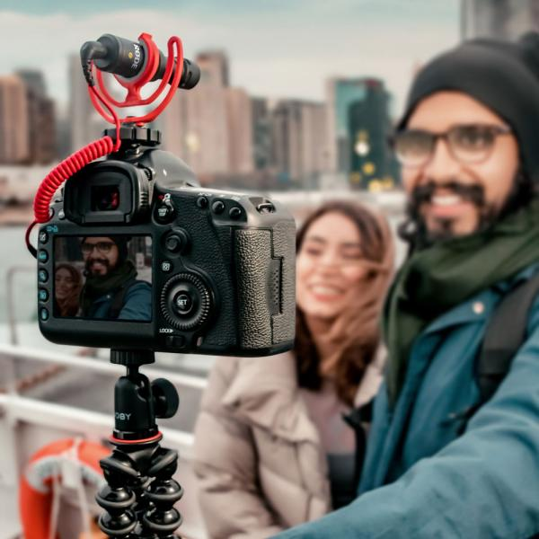 Rode VideoMicro Hypercardioid Microphone
