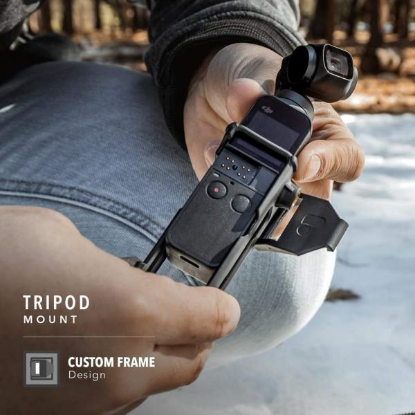 PolarPro DJI OSMO Pocket Tripod Mount