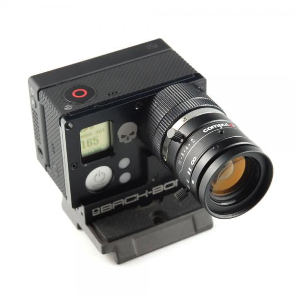 computar 16mm F2,0 2/3 C-Mount Objektiv