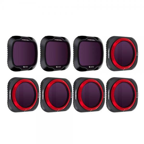 Freewell All Day 8Pack für DJI Mavic Air 2