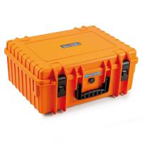 B&W Outdoor Case 6000 orange
