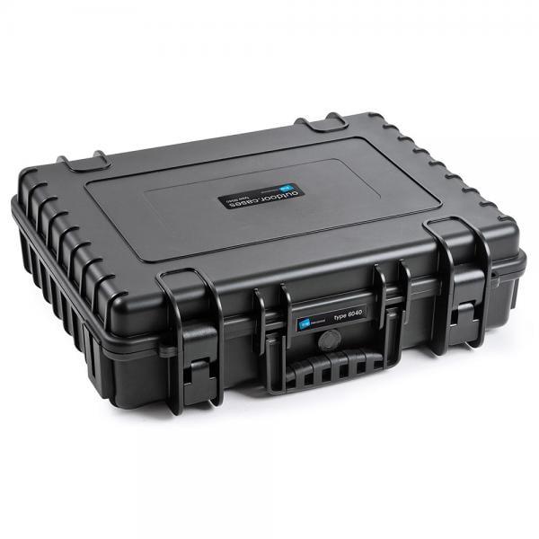 B&W Outdoor Case 6040 black