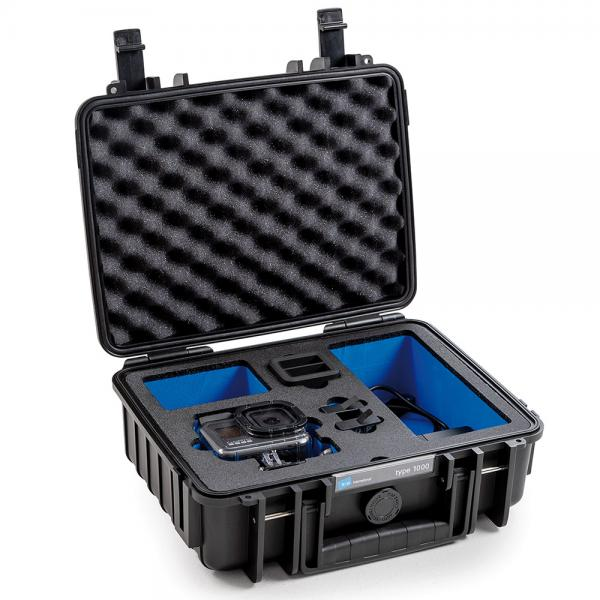 B&W HERO8 Black Case 1000