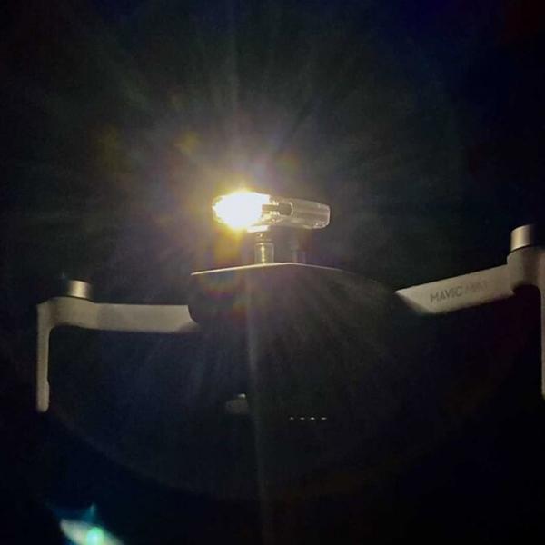 Roboterwerk E.M.I.L.I.A. Mavic Mini LED Beleuchtungssystem