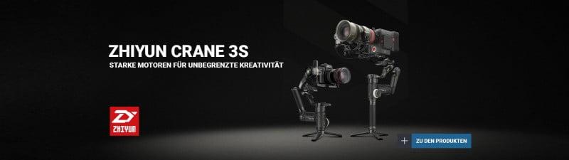 Zhiyun Crane 3S