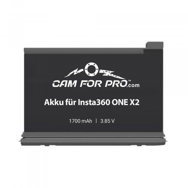camforpro Insta360 ONE X2 Mega Power Bundle