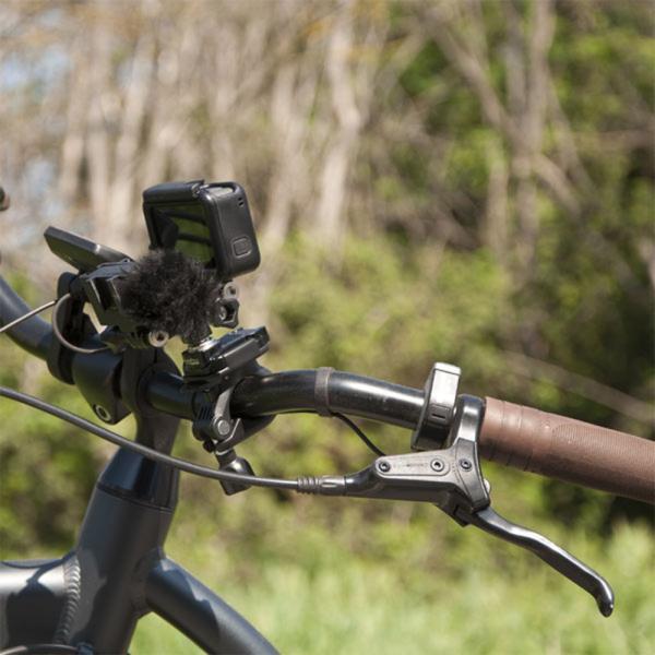 LCA Halterung für GoPro Pro Mic Adapter V2