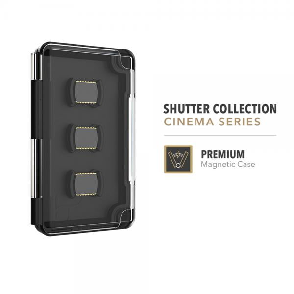 PolarPro OSMO Pocket Filter Cinema Series - Shutter Collection