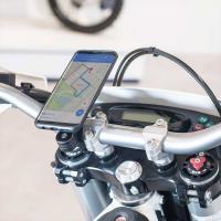 SP Connect Moto Mount Pro chrome