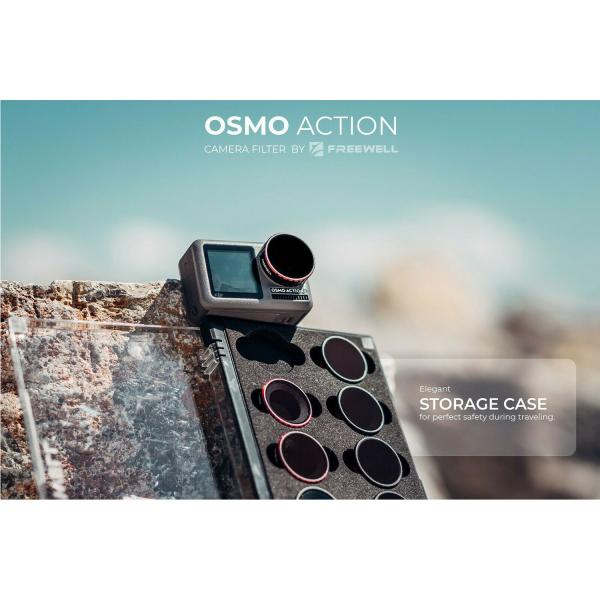 Freewell Gear OSMO Action Camera Standard Day