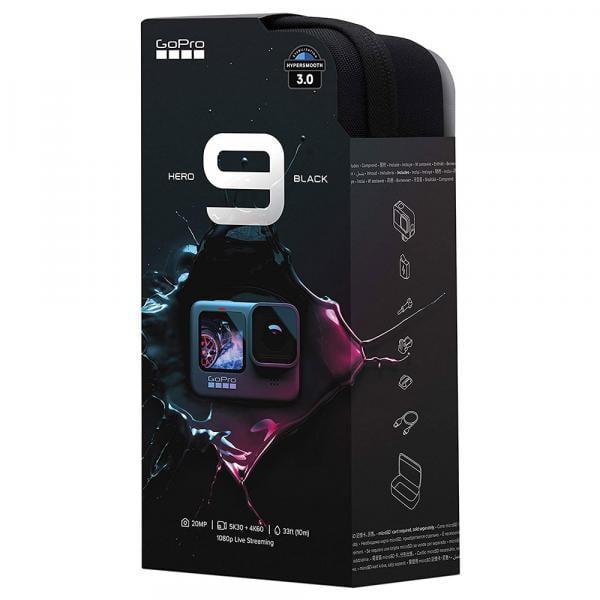 GoPro HERO9 Black GOcase-Bundle