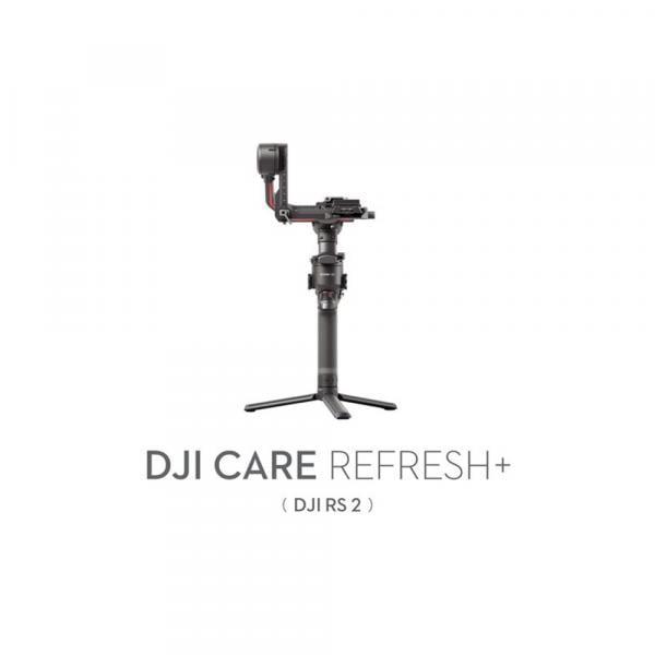 DJI Care Refresh Verlängerung 1 auf 2 Jahre für RS 2