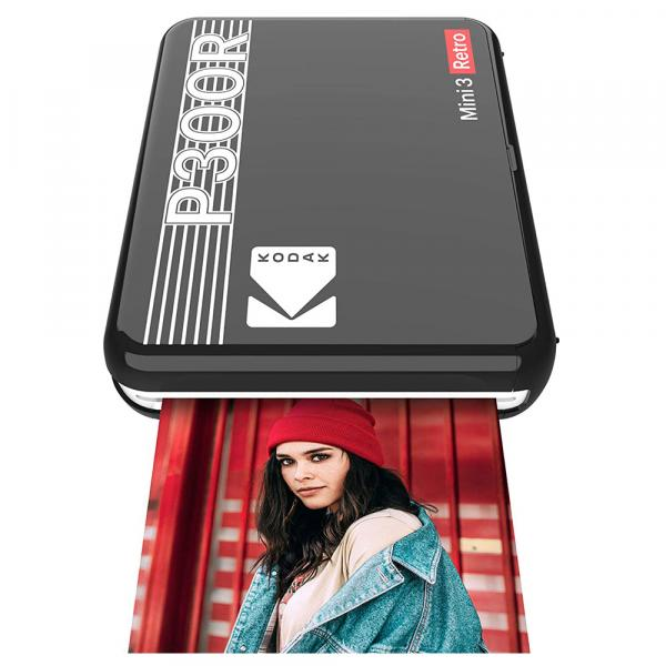 Kodak Printer Mini 3 Plus Retro
