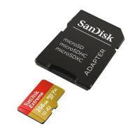 SanDisk 256GB microSDXC Extreme C10 V30 A2 160MB/s