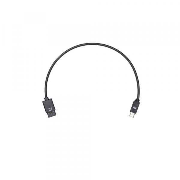DJI Ronin-S - Multi Camera Control Cable Mini USB / Canon