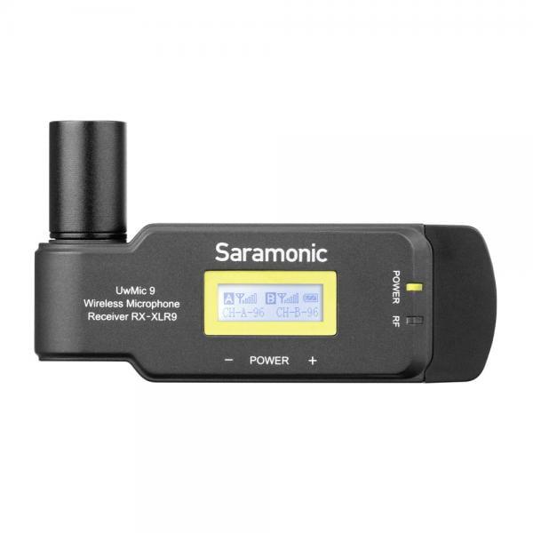 SARAMONIC UwMic9 RX9-XLR9