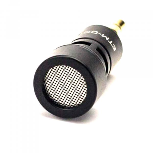 Edutige ETM-008 Unidirectional Microphone, 3,5mm 3-Pol TRS
