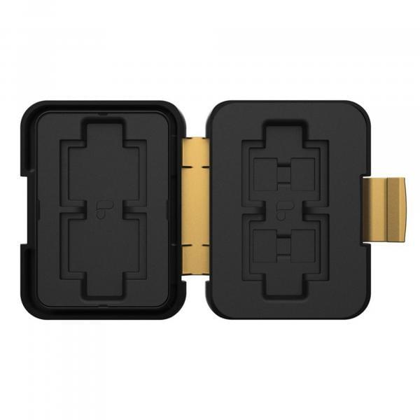 PolarPro Memorycard Storage Case 4xSD, 4xMicroSD, 4xXQD