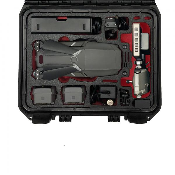 TOMcase DJI Mavic 2 Travel Case V2 XT300 Smart Controller