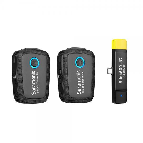 SARAMONIC Blink500 B6 TX+TX+RXUC für Android