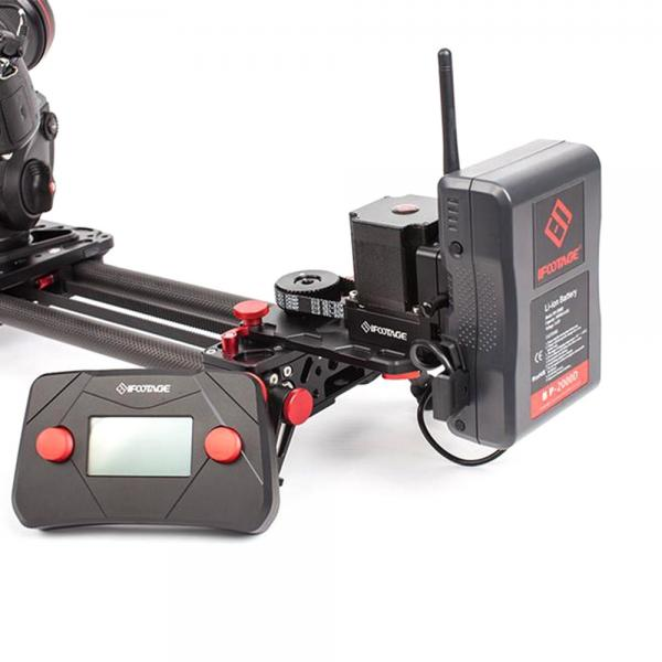 IFOOTAGE Single Axis S1A1 inkl Batterie