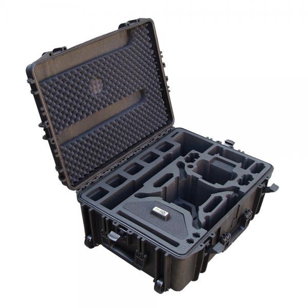 TOMcase Copter Case Phantom 4 RTK Basisstation black