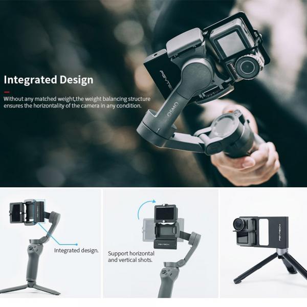 PGYTECH Action Camera Adapter für Mobile Gimbal
