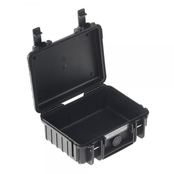 B&W Outdoor Case 500 black
