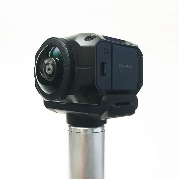 SailVideoSystem - 3rd Person View LITE 360 Video Silver (gerade)