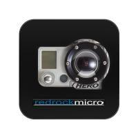 redrockmicro Cobalt Cage für GoPro HERO1+2