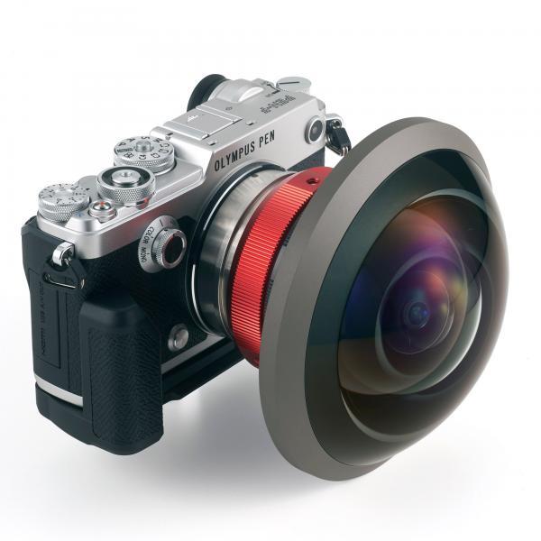 Entaniya Fisheye Big Lens 250 MFT