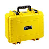 B&W Outdoor Case 4000 yellow