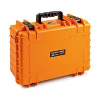 B&W Outdoor Case 5000 orange