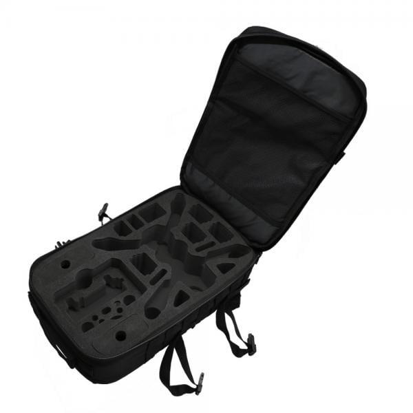 TOMcase Rucksack Large schwarz für DJI Mavic 2