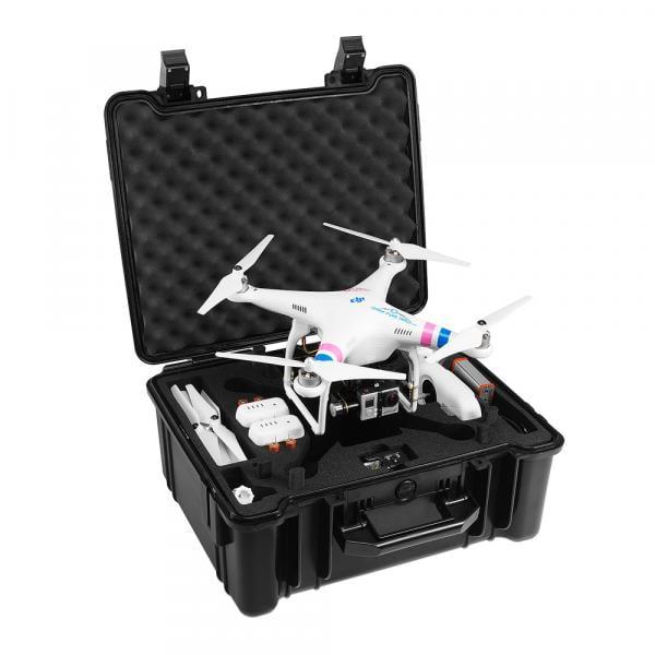 B&W Custom Einsatz für DJI Phantom 2 & Vision im Case 61