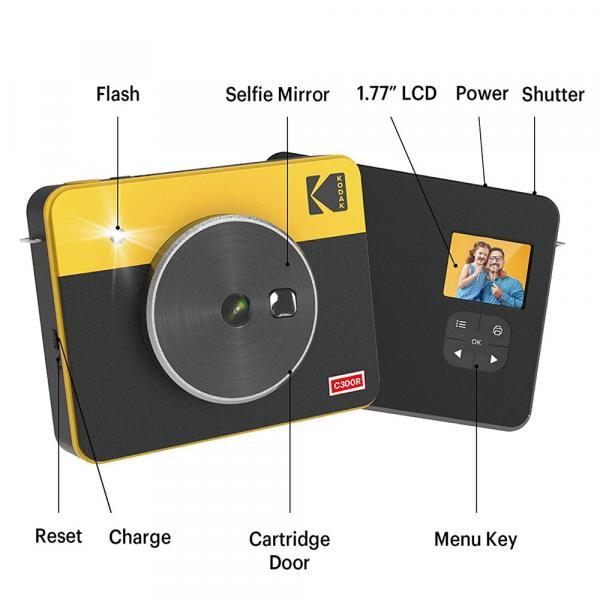 Kodak Mini Shot Combo 3 Retro