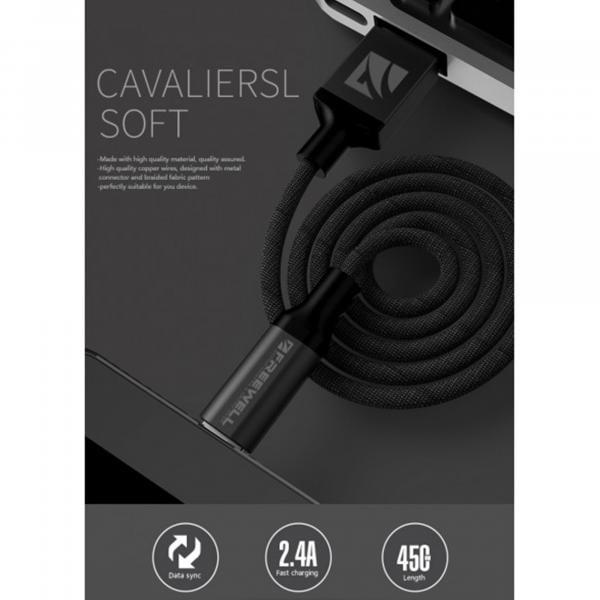 Freewell Gear MicroUSB-Ladekabel 45cm