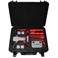 TOMcase RTF-Case XT465 schwarz Inlay schwarz/rot für Mavic Air 2 & Air 2S