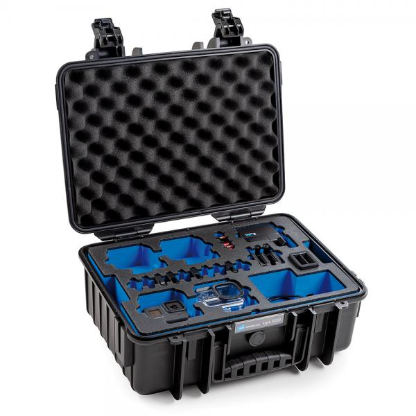 B&W HERO8 Black Case 4000