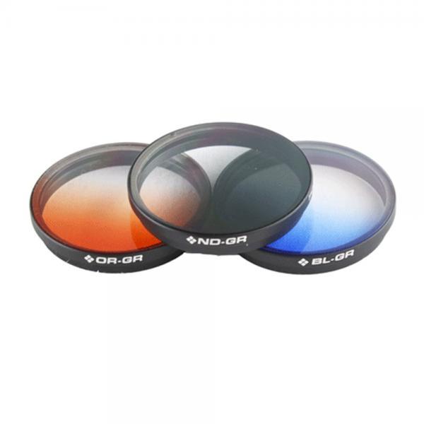 PolarPro DJI Phantom 3/4 Graduated Filter Set