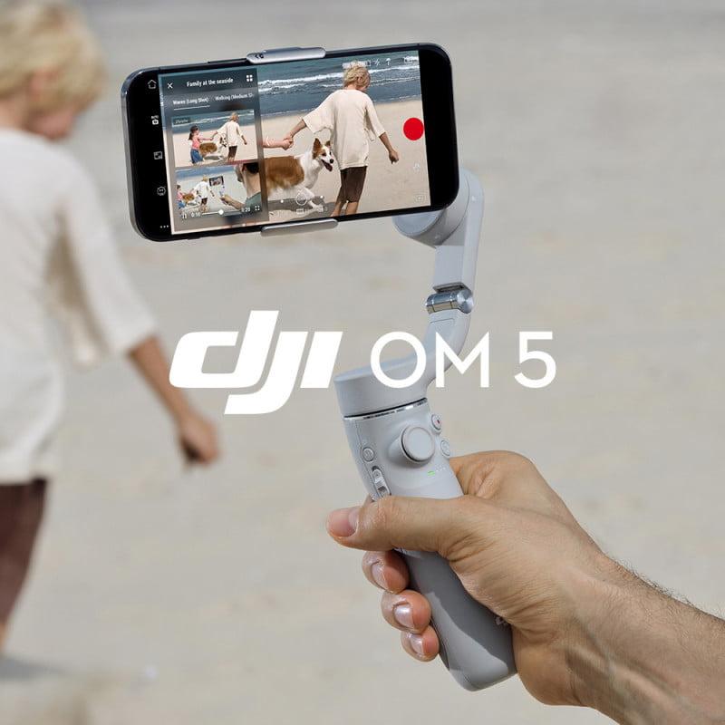 DJI OM5 - Smartphone Gimbal