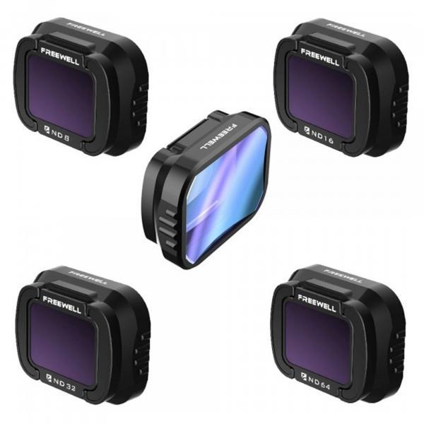 Freewell Gear Filter 6Pack für OSMO Pocket & Pocket 2