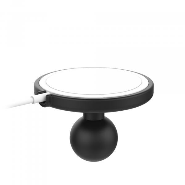RAM MOUNTS Ball Adapter für Apple MagSafe für 1-Zoll B-Kugel RAP-B-202-AP-MAGU