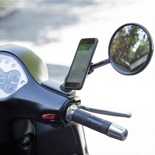 SP Connect Moto Mirror Bundle LT Apple iPhone